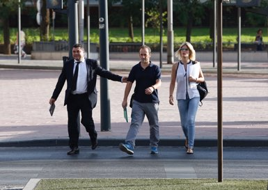 Juana Rivas no acudeix a la compareixença per decidir mesures sobre els seus fills (EUROPA PRESS)