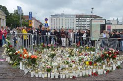 Finlàndia identifica el terrorista de Turku com el jove marroquí Abderrahman Mechkah (REUTERS / REUTERS  STAFF)