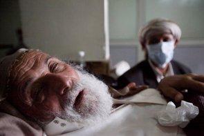 Yemen y el peor brote de cólera del mundo (REUTERS / MOHAMED AL-SAYAGHI)