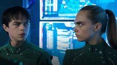 'Valerian i la ciutat dels mil planetes' lidera la taquilla espanyola en la seva estrena (EUROPACORP)