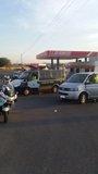 Interceptado en Dos Torres un taxi con ocho menores cuyo conductor dio positivo en drogas