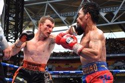 Pacquiao tindrà la seva revenja contra l'australià Jeff Horn (REUTERS / STRINGER)