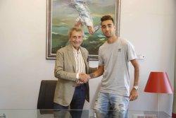 Brais Méndez renova amb el Celta fins al 2021 (RC CELTA)