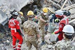 Almenys dos morts i 39 ferits per un terratrèmol a l'illa italiana d'Ischia (MINISTERIO DELLA DIFENSA)