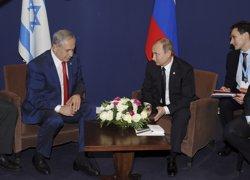 Putin i Netanyahu es reuniran el dimecres a Sotxi (REUTERS PHOTOGRAPHER / REUTER)