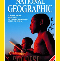 National Geographic Espanya fa 20 anys (NATIONAL GEOGRAPHIC ESPAÑA)