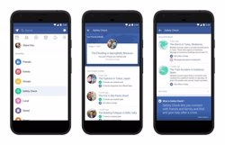 Facebook estrena una pestanya permanent de 'Safety Check' (FACEBOOK)