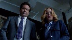Mulder y Scully, juntos de nuevo en el set de 'Expediente X' (FOX)