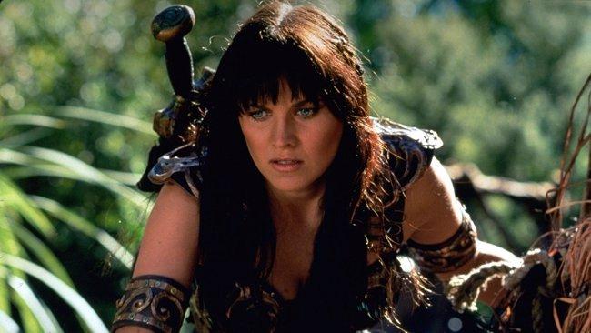 Xena: La princesa guerrera no tendrá finalmente un 'remake' en NBC (UNIVERSAL)