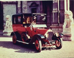 El Mitsubishi Model-A fa 100 anys (MITSUBISHI)
