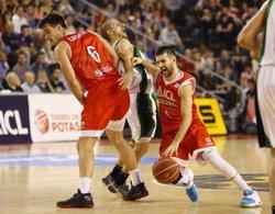 El Movistar Estudiantes tanca la plantilla amb l'escorta serbi Aleksandar Cvetkovic (ACB PHOTO/J. ALBERCH )