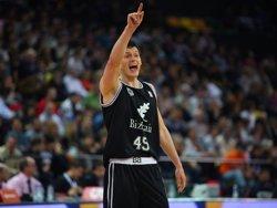 Janis Blums torna a Espanya signant una temporada amb el Tecnyconta Zaragoza (BIZKAIA BILBAO BASKET)