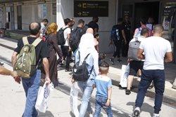 Un total de 164 refugiats de nacionalitat siriana, iraquià i iemenita arriben a Espanya procedents de Grècia (MINISTERIO INTERIOR)