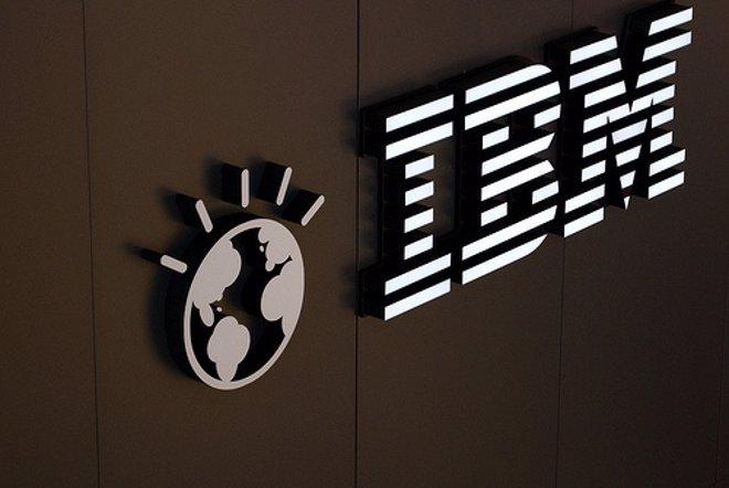 IBM Logo Por Patrick H CC Flickr