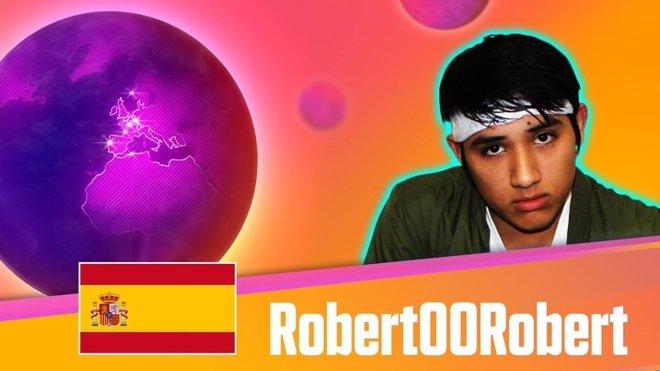 Roberto Just Dance