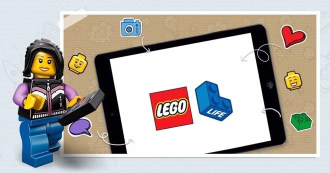Lego life la nueva aplicaci n tem tica para que los ni os - Construcciones de lego para ninos ...