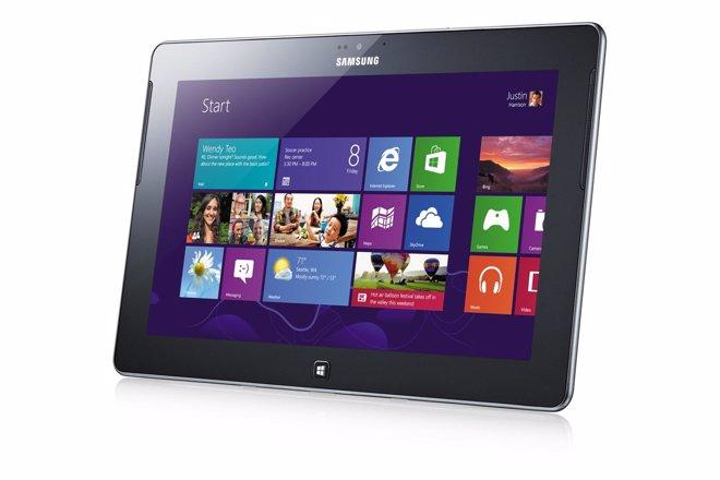 Samsung ATIV Tab con Windows 8