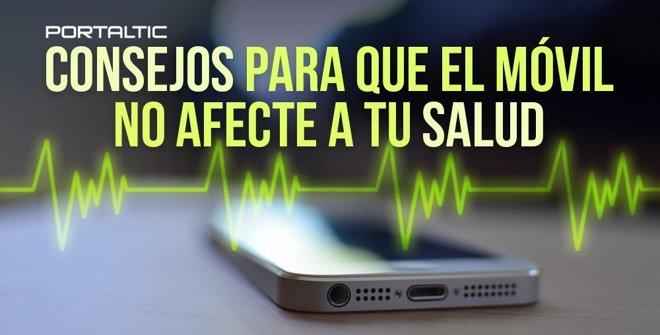 Problemas de salud por el móvil
