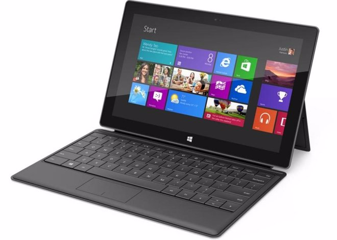 'Tablet' Microsoft Surface