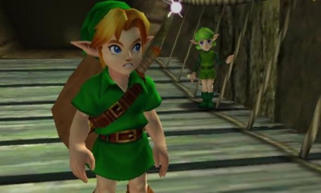The Legend Of Zelda Ocarina Of Time 3D Por Nintendo