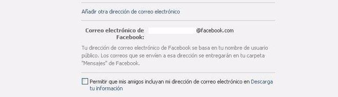 Cambio Dirección De Correo De Facebook