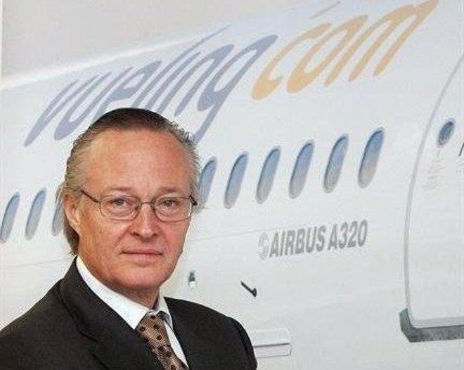 Avión De Vueling Por Vueling